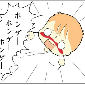 【母乳育児への挑戦⑫】新生児の小さい口でおっぱいを深く咥えることは難しい
