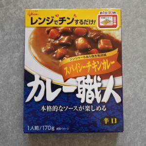 カレー職人 スパイシーチキンカレー(江崎グリコ)【レトルト】