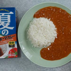 夏のカレー キーマカレー(ハウス食品)【レトルト】