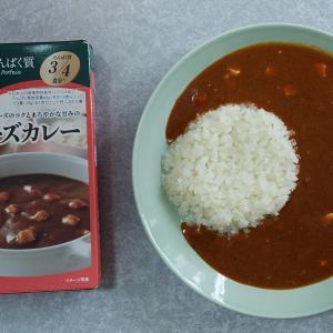 からだシフト たんぱく質 チーズカレー(永谷園)【レトルト】