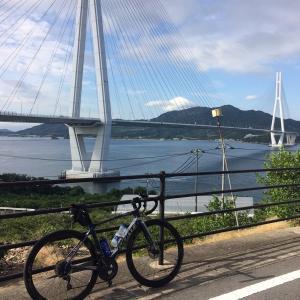 サイクリストの聖地へ ~しまなみ海道~④