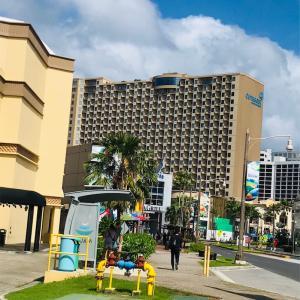 【ホテルレビュー】アウトリガーグアムビーチリゾート 乳幼児連れにおすすめのホテルです!