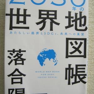 「2030年の世界地図帳」落合陽一の書評・要約・感想