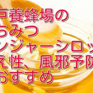 神戸養蜂場のはちみつジンジャーシロップの口コミと効果!冷え性、風邪予防におすすめ