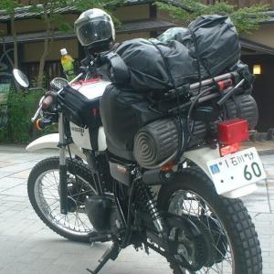 オートバイと僕と旅。