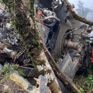 台湾で 軍トップの参謀総長がヘリで事故死 中国の影か!?