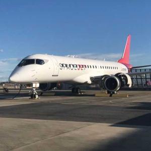ジェット旅客機スペースジェット 新型試験機完成 搭載エンジンも初出荷へ
