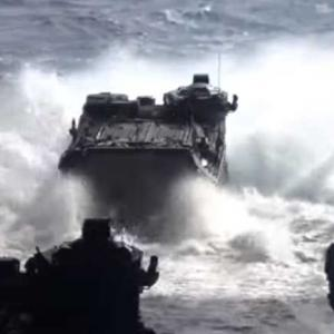 上陸作戦訓練 水陸機動団から水際地雷まで画像多め
