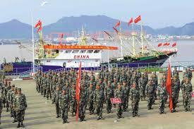 中国船 違法操業から領海侵入までやりたい放題