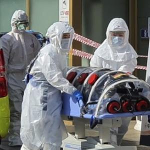 ☆韓国で新型肺炎炸裂! 在韓米軍大邱/テグ基地も一部施設が閉鎖へ