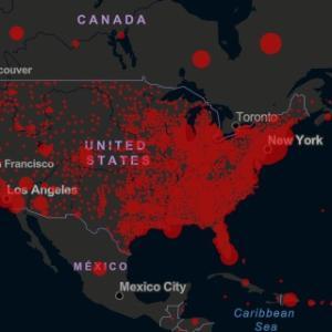 *米国 大戦並みの死亡数予測も 中国の情報操作に各国が激怒