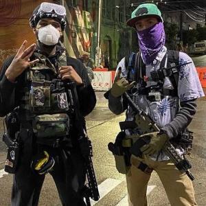 ☆内戦か】シアトルでデモ隊が自治区宣言