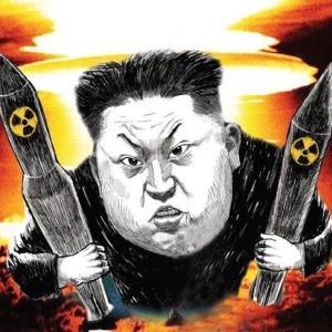 北朝鮮が韓国を激しく威嚇 キム一族のスキャンダルビラに激怒か