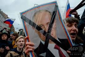 落ち目プーチン】 平和条約に北方領土の明記無し