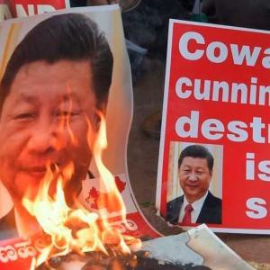 ☆インド軍-中国軍 暗闇の激闘!