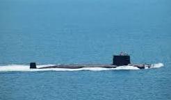 ☆奄美大島近海に国籍不明の潜水艦出現