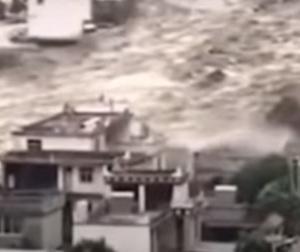 四川などの大洪水 三峡ダム破壊の軍事的意味