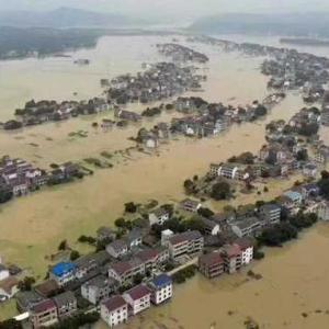 中国洪水 三峽ダムに最新データで迫る それとブログ村