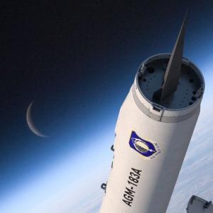 アメリカ空軍が開発中の新型極超音速兵器