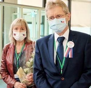 台湾に チェコ序列2位のビストルチル上院議長が訪問 中共さん顔真っ赤!
