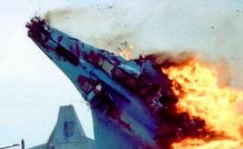 ☆ロシアの戦闘機Su-30大破墜落の原因