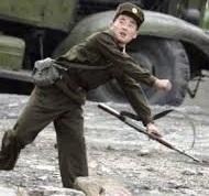 ☆韓国人が北朝鮮軍に銃撃され遺体が燃やされる