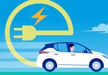 〇自動車 15年後に新車販売は「電動車」のみの方向