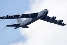米国がB52爆撃機派遣 イランは弾道弾を米艦隊近くへ発射