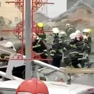 中国国務院/内閣府近くの北京中南海地区で爆発【事故か?
