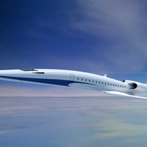 日本版超音速旅客機開発スタートへ