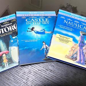DVDを英語で見るのを嫌がる娘に渡したもの