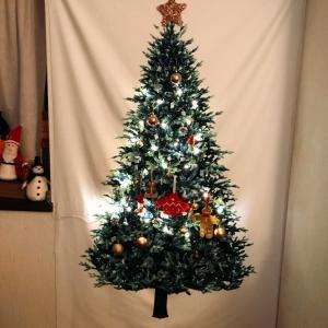 新感覚のクリスマスツリー