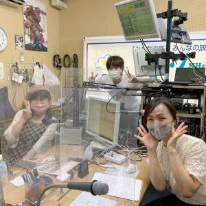 ラジオ岸和田出演してきました❣️フラワーセラピストとして再発進!