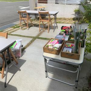 花育レッスン♬コロナ対策で駐車場でレッスン開催しまーす♬テーマは母の日アレンジ!