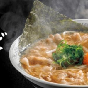 丸源ラーメンのザル冷麺