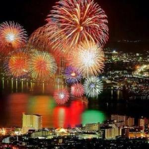 日本の夏と言えば花火と怪談