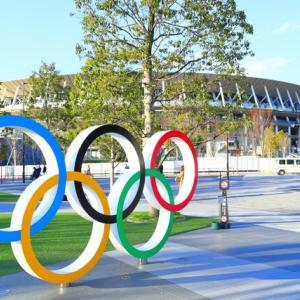 東京2020 オリンピック開幕7月23日