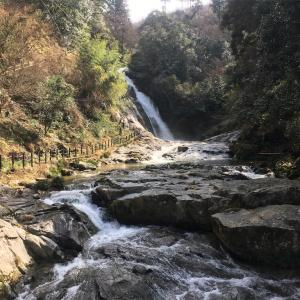 観音の滝(佐賀県唐津市七山滝川)