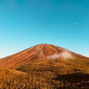 富士山(五合目)