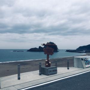 大浜海岸(徳島県海部郡美波町日和佐浦)