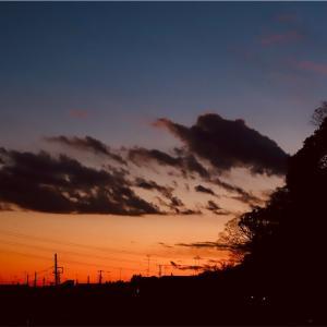 夕焼け(神奈川県)
