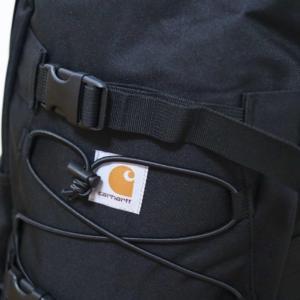 【レビュー】Carhartt(カーハート)のリュック「KICKFLIP」が大容量でおすすめ。