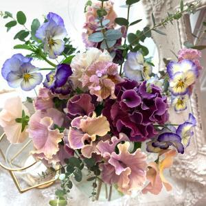 待ち遠しい♪開花待ちの花々