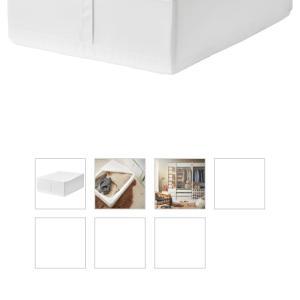 お布団の衣替えに最適IKEA SKUBB