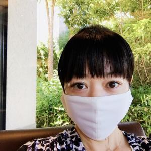 マスク置き場