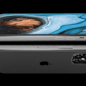 iphone12コンセプト画像公開!カメラとノッチが最大の特徴か