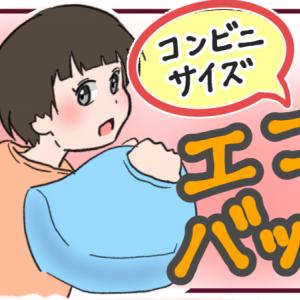 【エコバッグ】コンビニサイズが欲しい!メンズ用含むおすすめ3選紹介!
