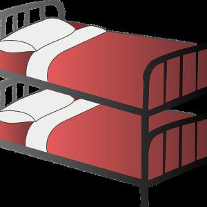楽天セールでおすすめの2段ベッド!!
