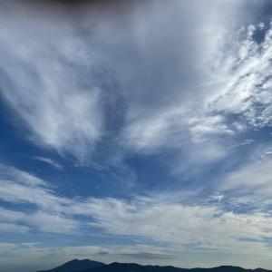 【夢は俯瞰逆算して考える】Today's Sky