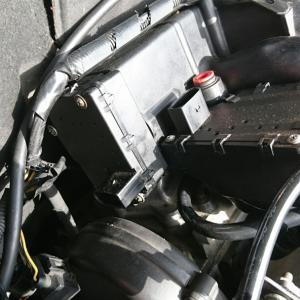Rover75 VISモーター交換